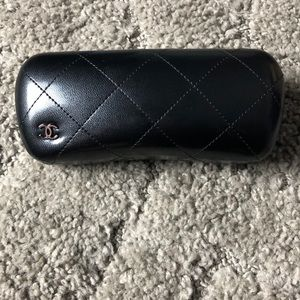 Chanel glasses case